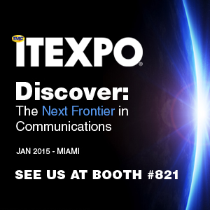 Fiber Mountain at ITEXPO East 2015!